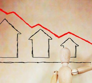 Prezzi delle case: continua il calo del valore degli immobili