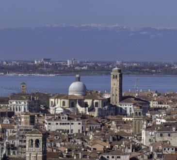 Il 69% degli edifici residenziali di Venezia ha più di 50 anni