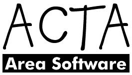 ACTA Area Software