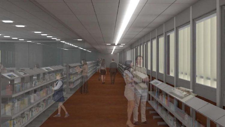 Poli-Library, nasce a più grande e moderna biblioteca della Puglia