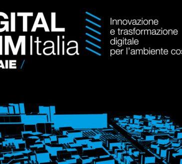 Il Digital&BIM Italia torna a SAIE 2018: lo sviluppo digitale del costruito!