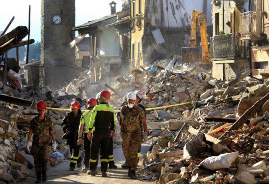 Eventi sismici 2016: facciamo il punto!