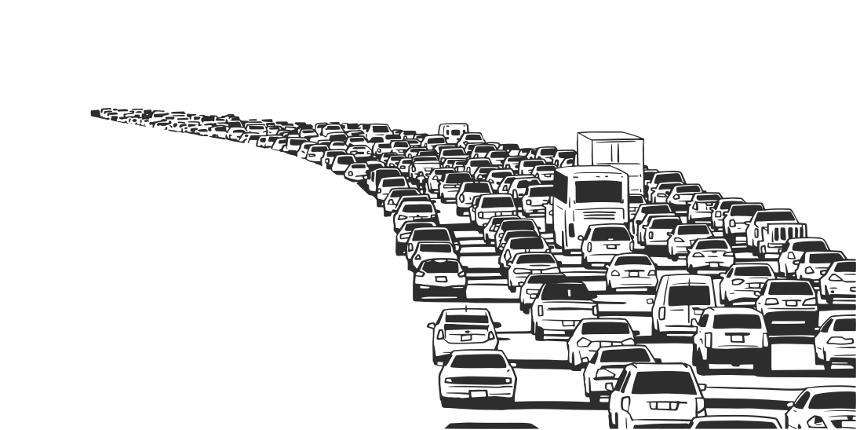 Legambiente sulla situazione del trasporto su gomma in Italia