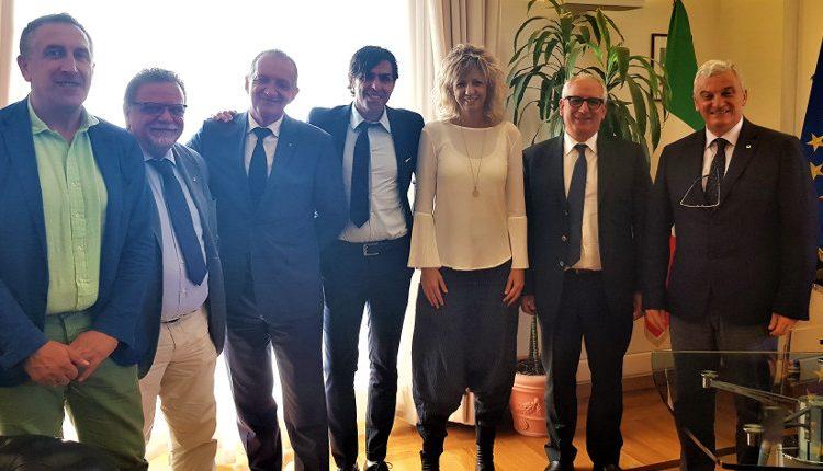 La Rete Professioni Tecniche incontra il Ministro Barbara Lezzi