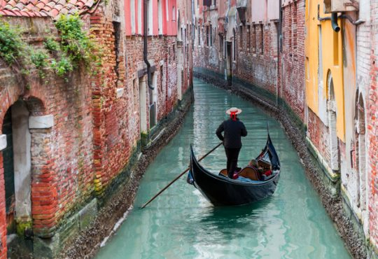 A Venezia edizione 2018 UrbanPromo Green: tutti gli eventi