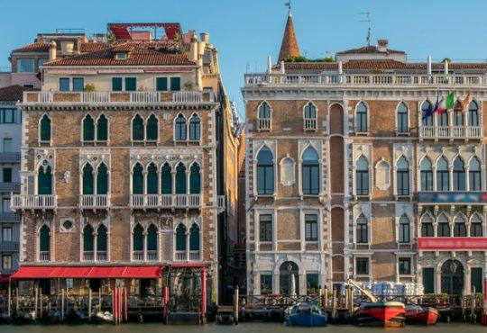 Appuntamento a Ca Giustinian, storica sede della Biennale di Venezia
