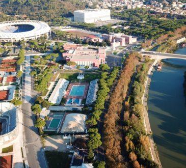 Concorso internazionale di riqualificazione area parco del foro italico
