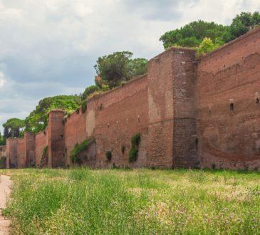 Tecnologie per beni culturali: ADAMO in aiuto delle Mura Aureliane