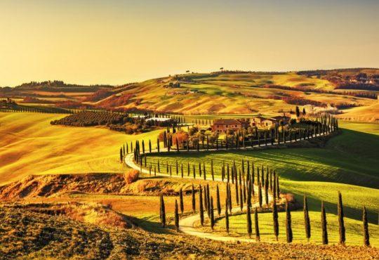 Cantiere ambiente per la messa in sicurezza del Paese Italia