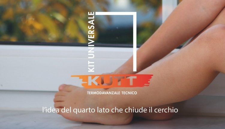 Nuovo Kit Universale Termo-davanzale Tecnico KUT di De Faveri