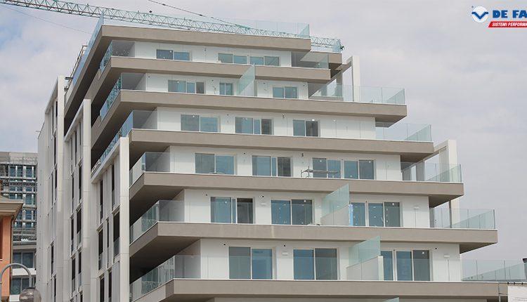 Monoblocchi De Faveri: la realizzazione delTahiti Mare residence & Hotel di jesolo (TV)