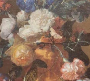Il mondo dell'arte festeggia: il - Vaso di Fiori - torna a Firenze