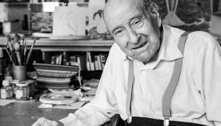 L'architetto Libero Cecchini compie 100 anni