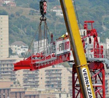 Il Parco del Ponte di Genova è stato presentato a Parigi il 25 ottobre