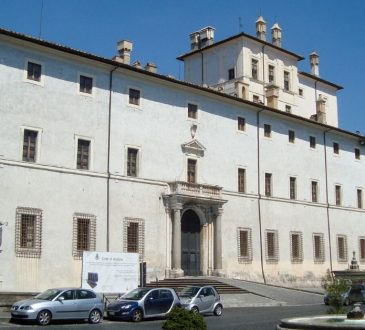 Primo monitoraggio hi-tech per Palazzo Chigi ad Ariccia