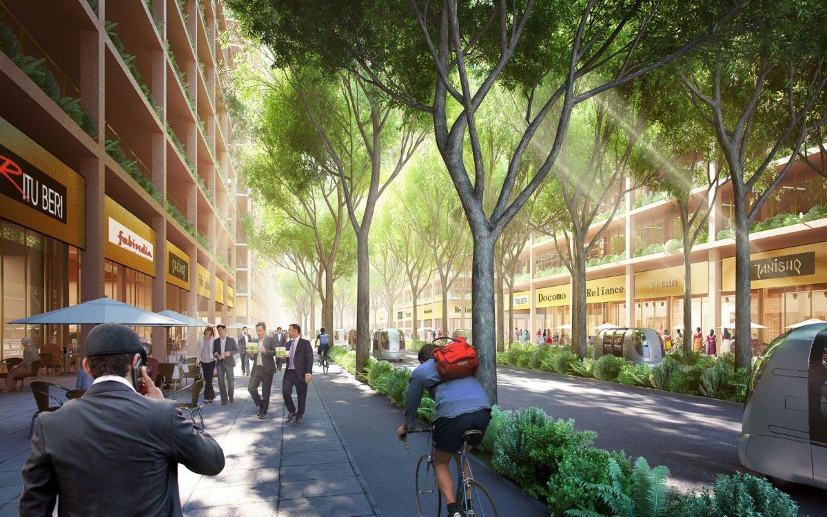 Come nasce una città sostenibile? Il progetto urbanistico di Amaravati