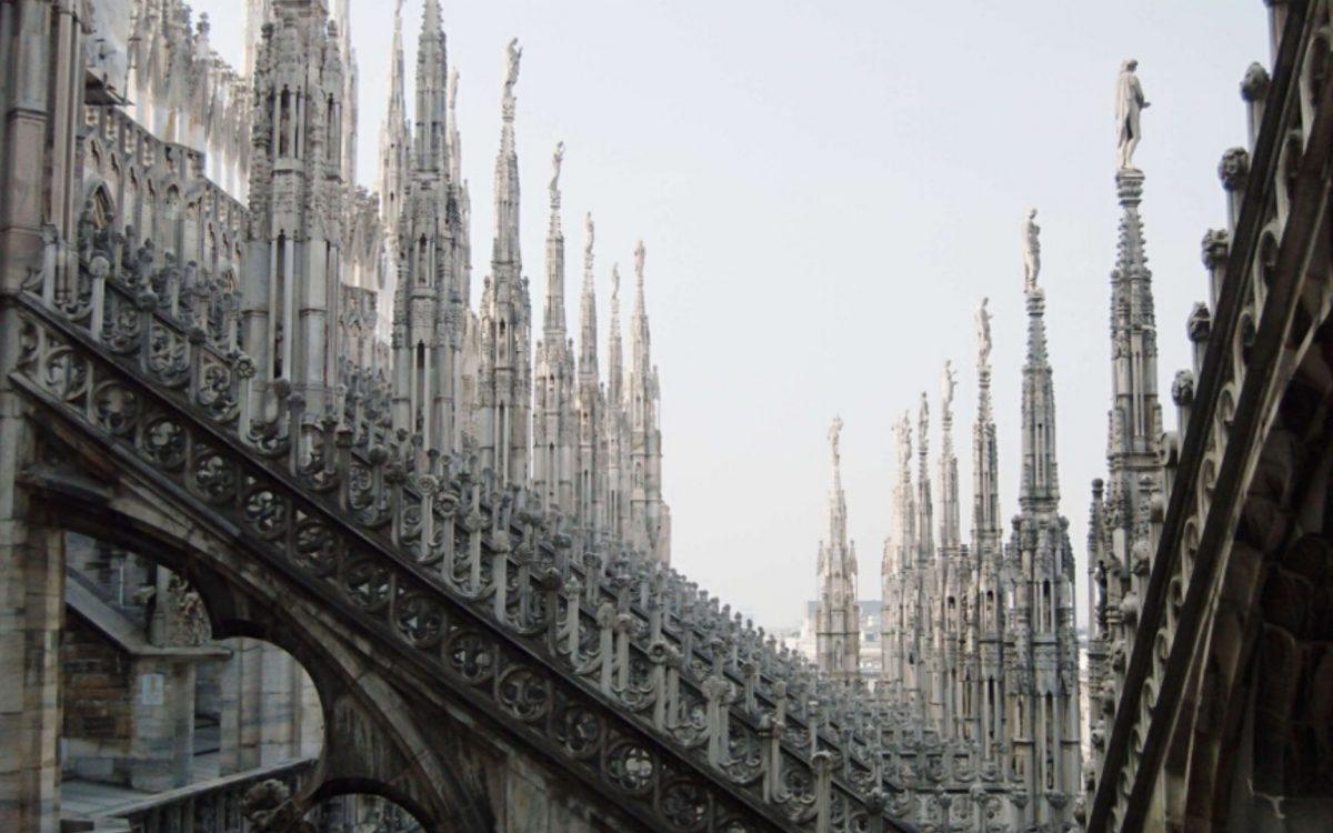 Le grandi costruzioni di architettura gotica nel mondo