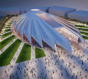 Scopriamo il padiglione degli emirati Arabi all'Expo 2020