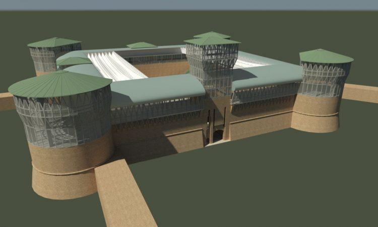 Architetti contro Comune di Ravenna sul progetto della Rocca Brancaleone