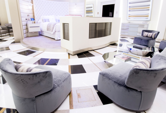 La competenza OBO Bettermann al servizio del settore luxury