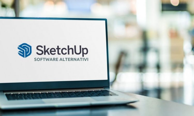 3 programmi di modellazione 3D simili a SketchUp