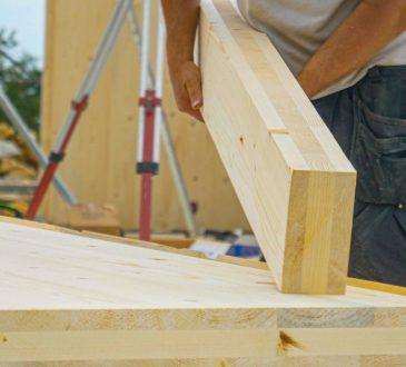 X-Lam: tutte le caratteristiche delle case costruite con pannelli xlam!